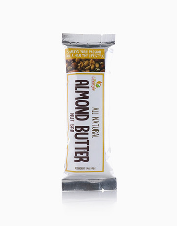 Almond Butter Nut Bar (40g) by Lifestyle Gourmet