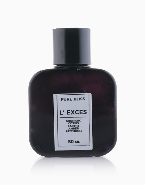 L'Exces Eau de Parfum (50ml) by Pure Bliss