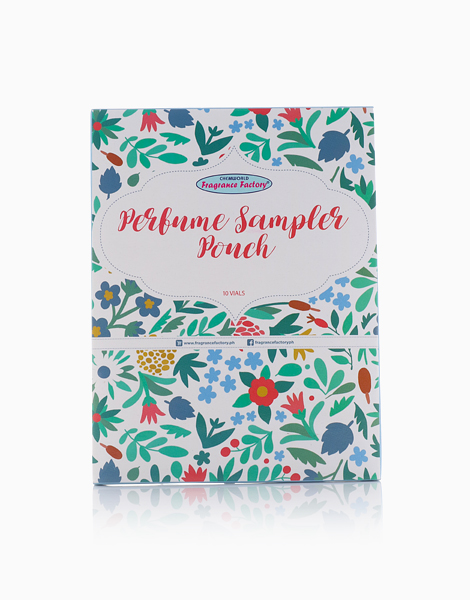 Chemworld Perfume Sampler Pouch by Chemworld Fragrance Factory