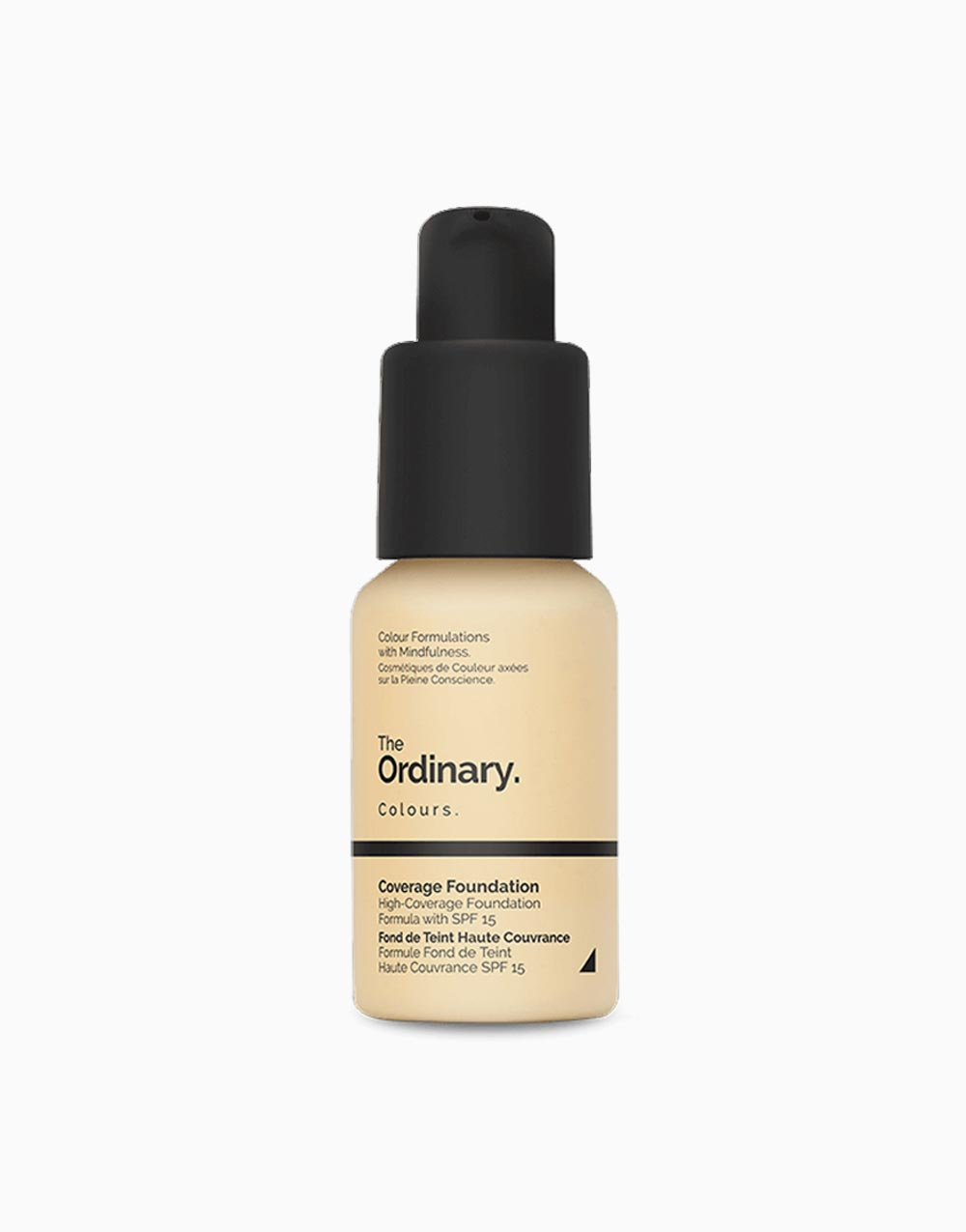 Coverage Foundation by The Ordinary | 1.2Y