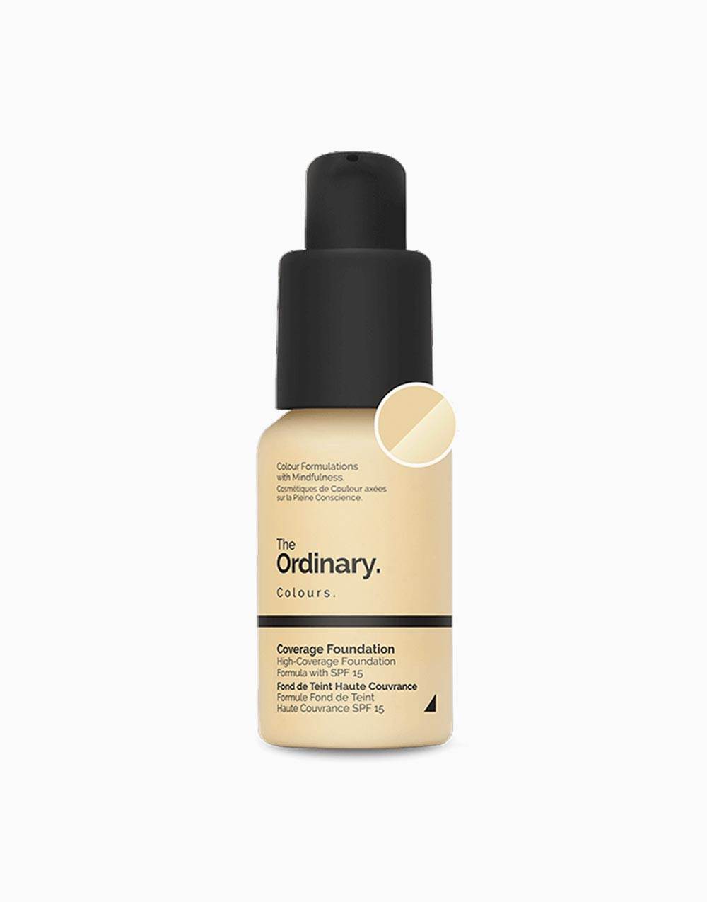 Coverage Foundation by The Ordinary | 1.2YG
