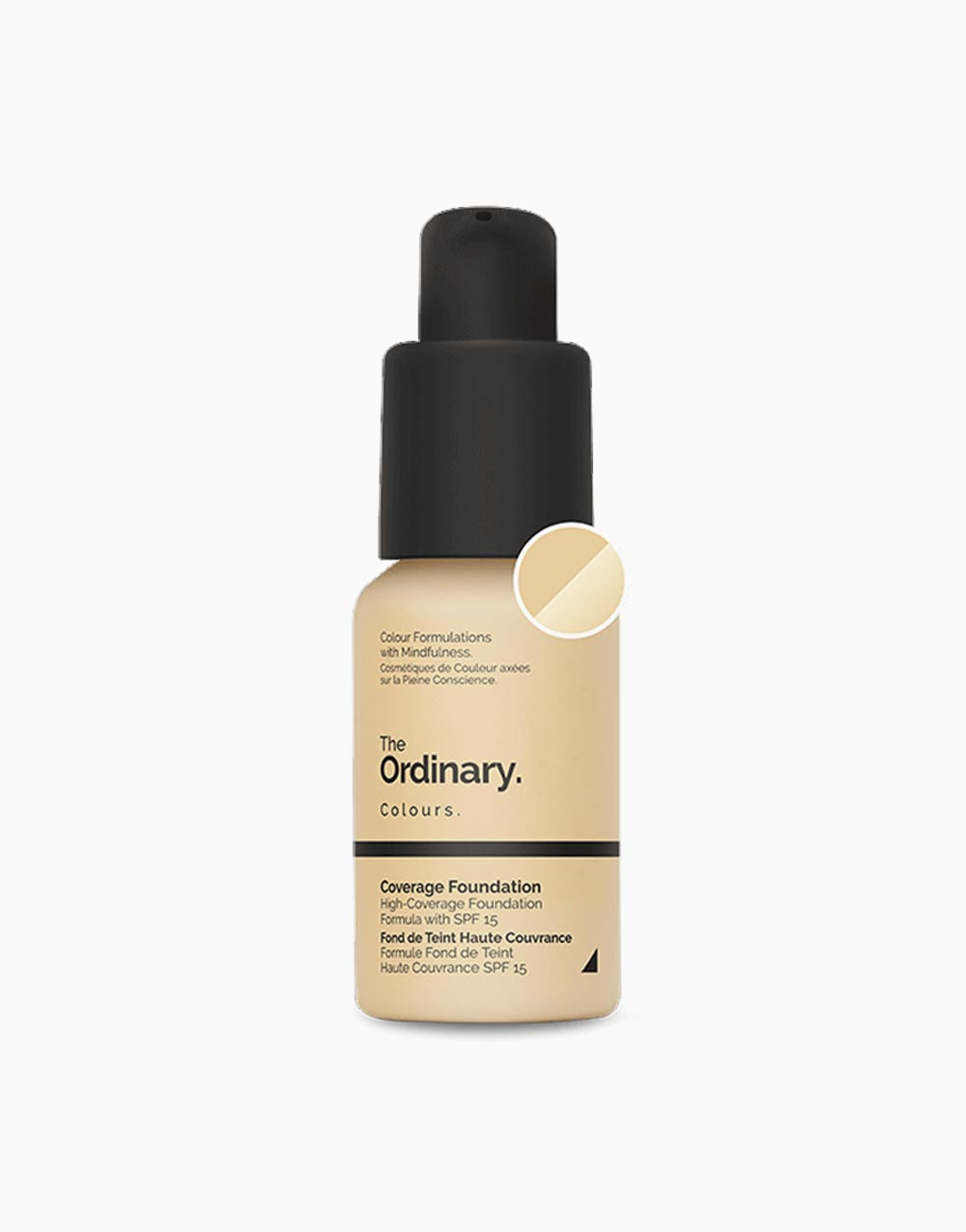 Coverage Foundation by The Ordinary | 2.0YG