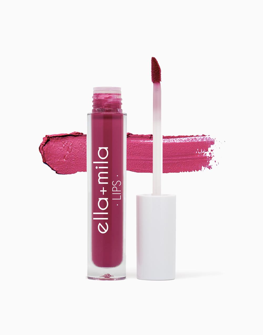 Velvet Matte Liquid Lipstick by Ella + Mila | Agent Provocateur