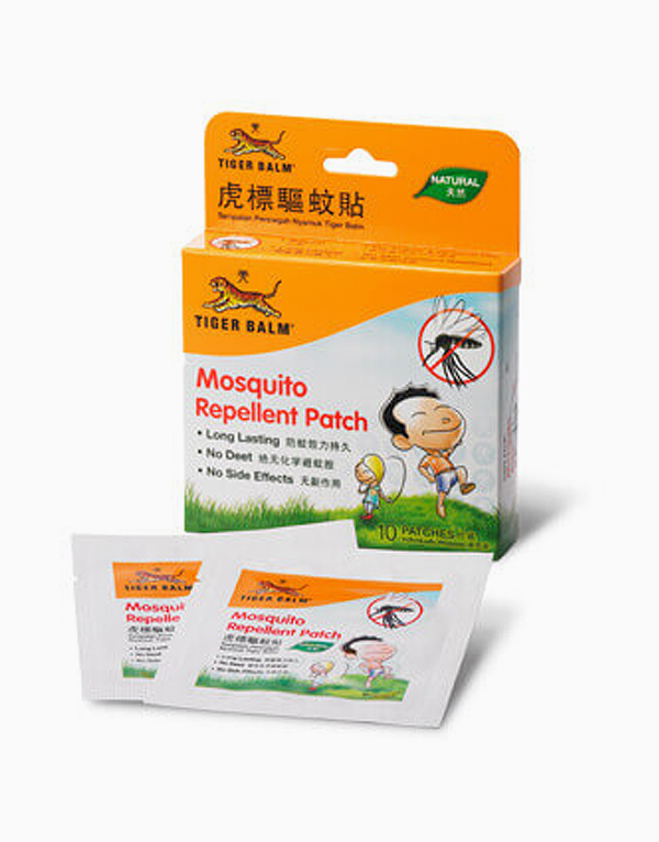 Tiger Balm Mosquito Repellent Patches by Tiger Balm