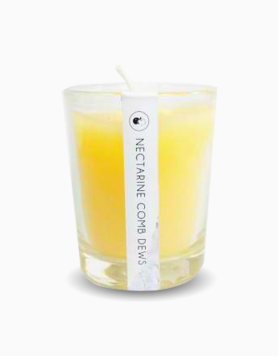 100% Pure Beeswax Candle by V&M Naturals  