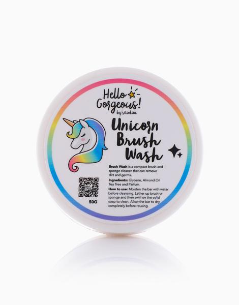 Unicorn Brush Wash by Hello Gorgeous