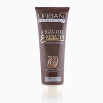 Argan & Keratin Conditioner by Urban Care