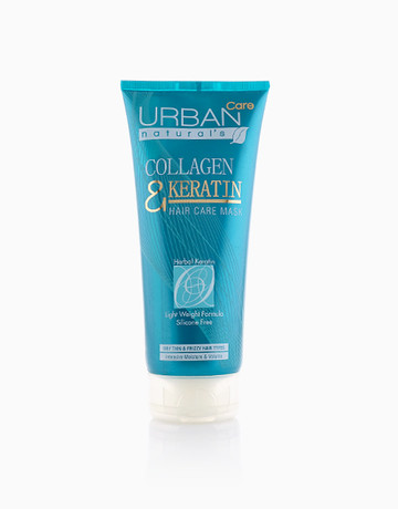 Collagen & Keratin Mask by Urban Care