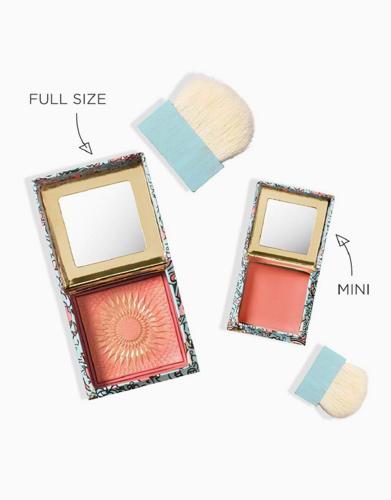 GALifornia Box o' Powder 2017 Sunny Pink (Mini) by Benefit