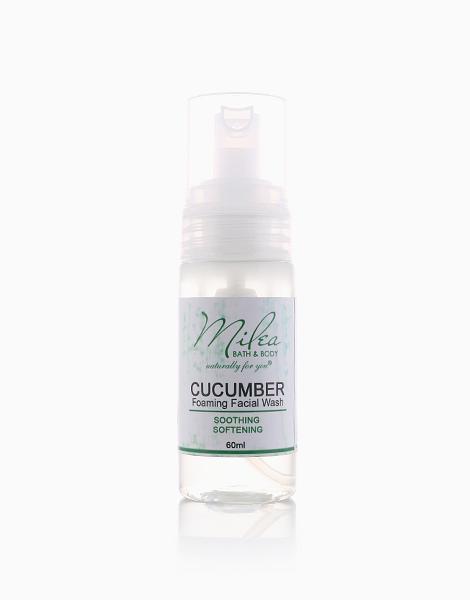 Cucumber Foaming Facial Wash (60ml) by Milea