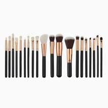 20-Piece Makeup Brush Set by Brush Works