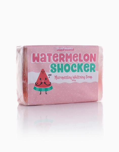 Watermelon Shocker Soap by Skinpotions