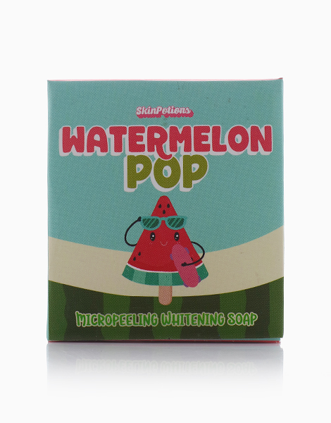 Watermelon Pop Soap by Skinpotions