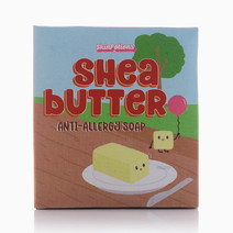 Shea Butter Soap by Skinpotions
