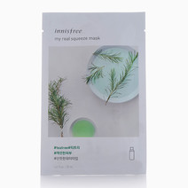My Real Squeeze Tea Tree Mask by Innisfree