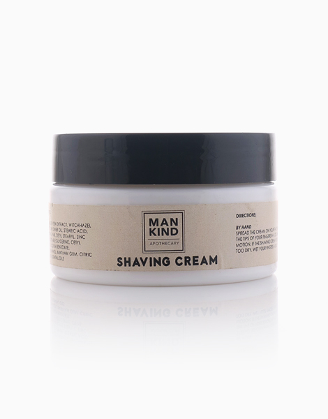 Shaving Cream by Mankind Apothecary Co.