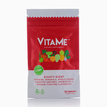 VitaMe Plant-Based Multivitamin (30 Tablets) by VitaMe