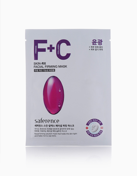 Saference F+C Skin–RX Facial Firming Mask by Ladykin