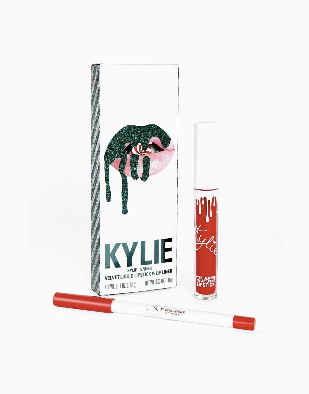 Red Velvet Lip Kit by Kylie Cosmetics
