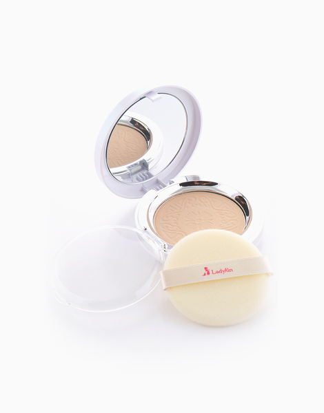 Close Up Decuple Fitting Cover Pact SPF30 by Ladykin | #23 Natural Beige