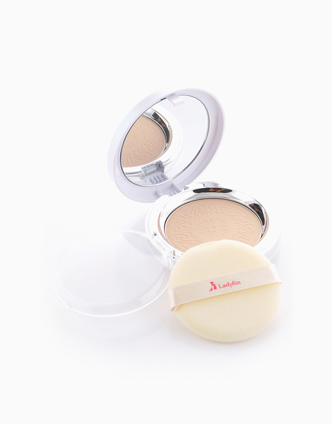 Close Up Decuple Fitting Cover Pact SPF30 by Ladykin | # 21 Light Beige