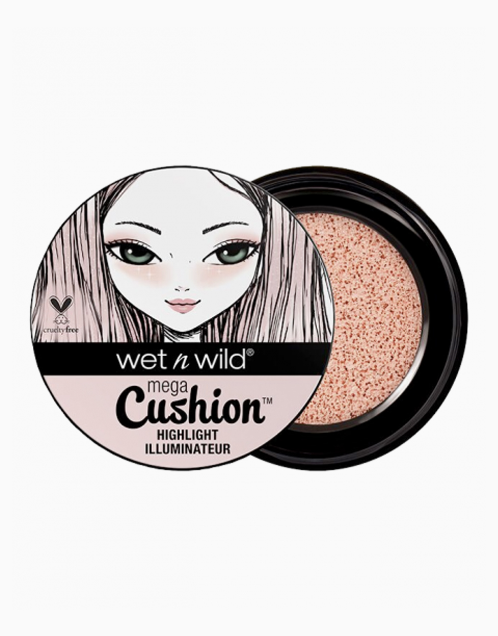 Mega Cushion Highlight (Who's that Pearl) by Wet n Wild