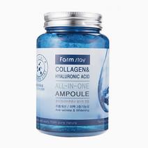 Farmstay farmstay collagen   hyaluronic acid all in one ampoule 250ml