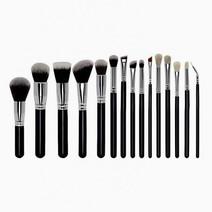 Brushwork 15 pieces premium makeup brush set