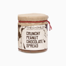 Peanut Chocolate Spread by Theo and Philo Artisan Chocolates