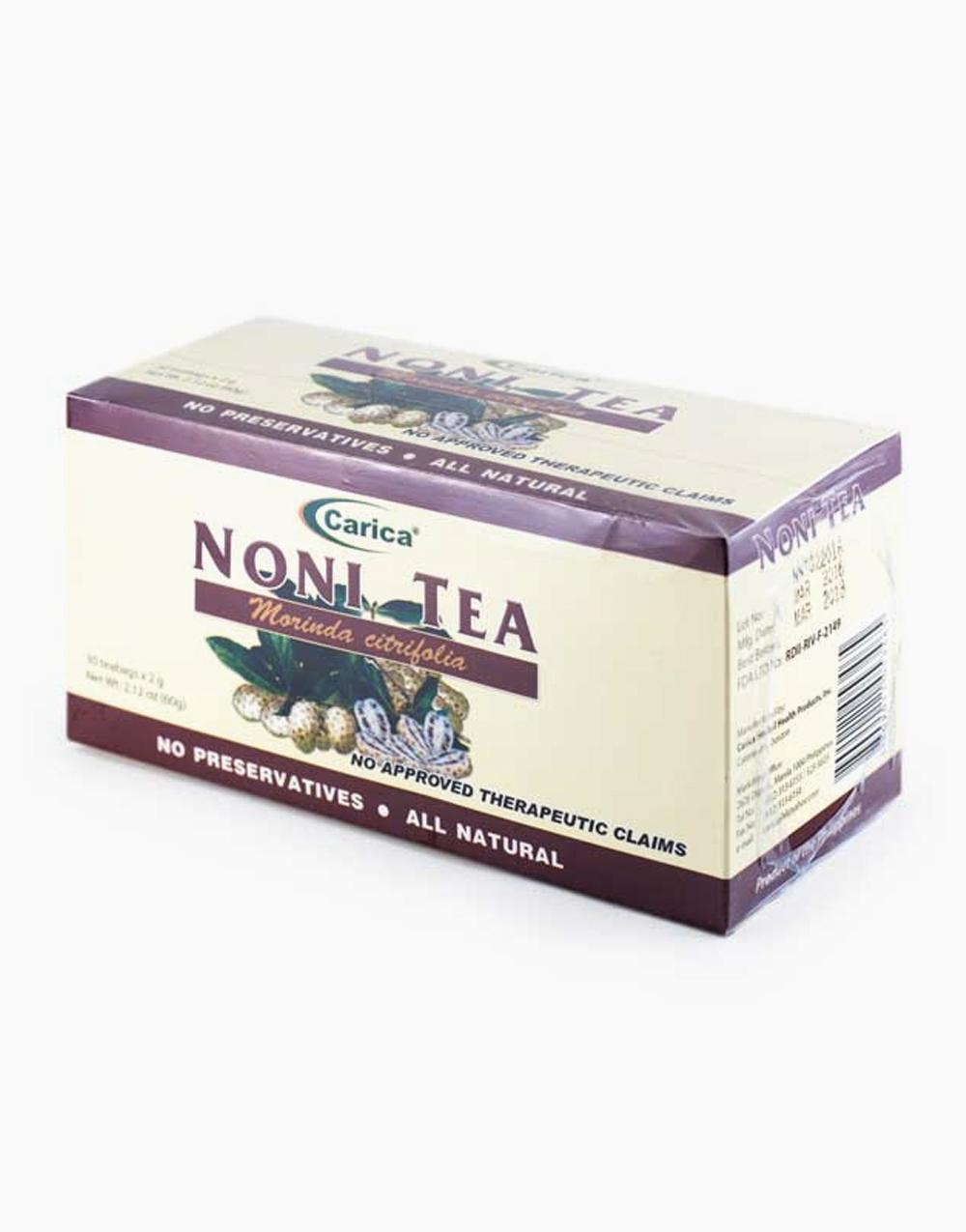 Noni Tea (30 Teabags) by Carica
