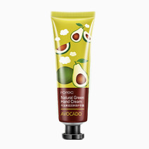Rorec avocado natural green hand cream