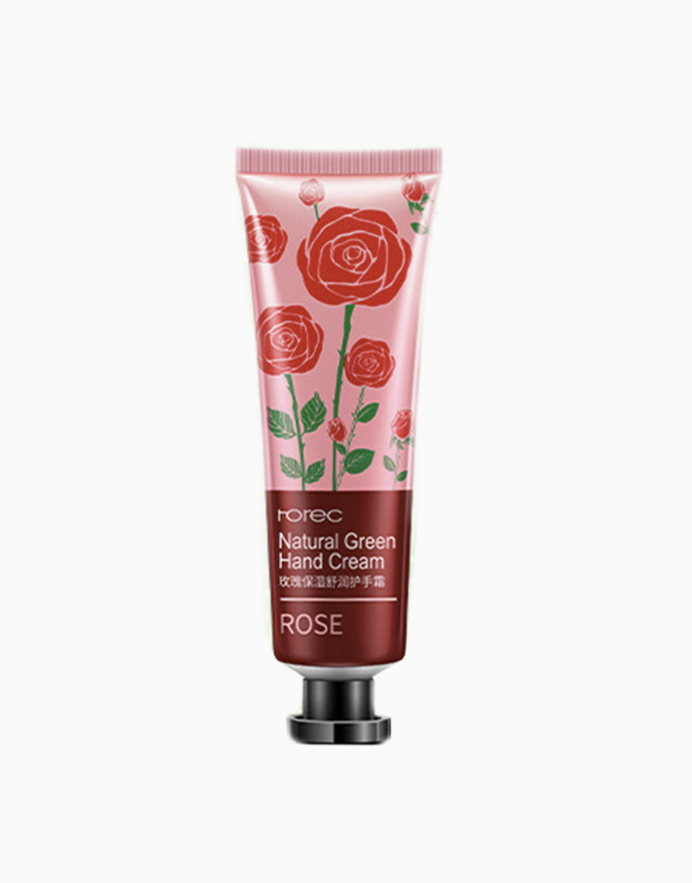 Rose Natural Green Hand Cream by Rorec
