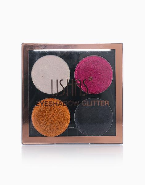 Glitter Eyeshadow Quad by Ushas Cosmetics | #2