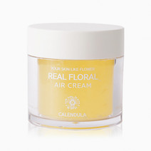 Natural pacific real calendula energy floral cream 100ml