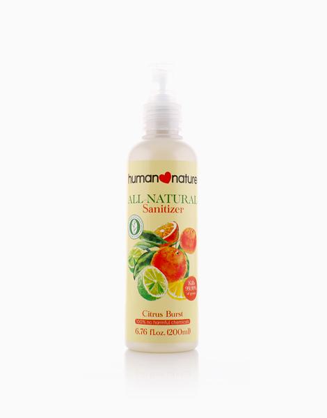 Citrus Burst Spray Sanitizer (200ml) by Human Nature