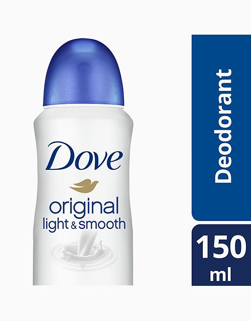 Dove Deodorant Spray Original 150ml by Dove
