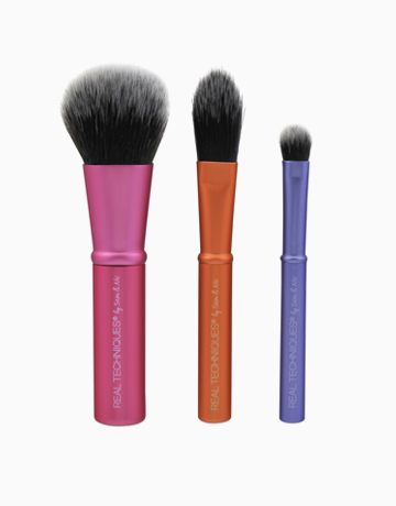 Mini Brush Trio by Real Techniques