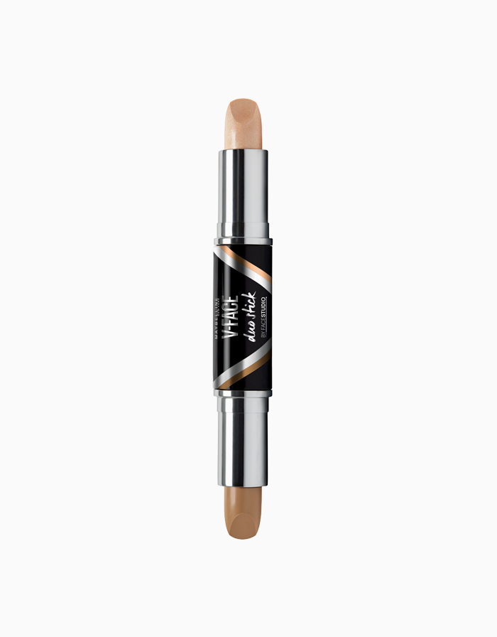 Face Studio V-Face Duo Contour Stick  by Maybelline | Dark
