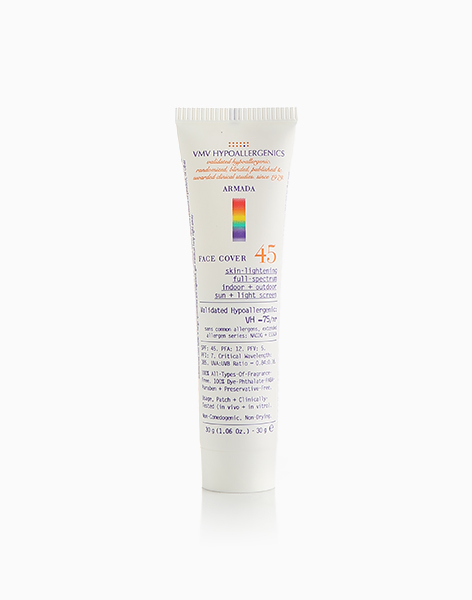 Armada Face Cover 45 (30g) by VMV Hypoallergenics