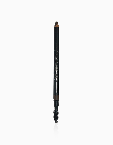 Fashion Brow 3D Cream Pencil with Brush by Maybelline | Dark Brown