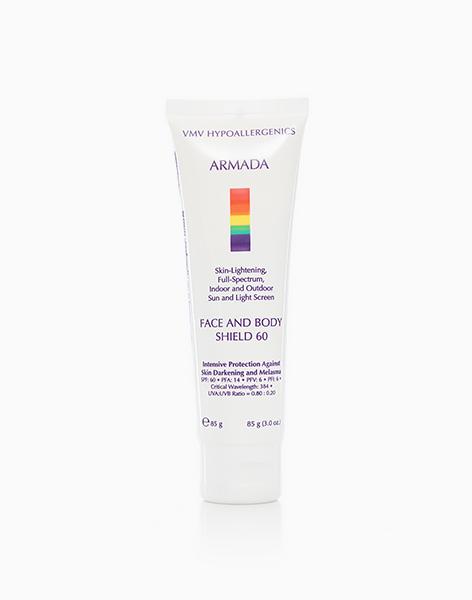 Armada Face & Body Shield 60 (85g) by VMV Hypoallergenics