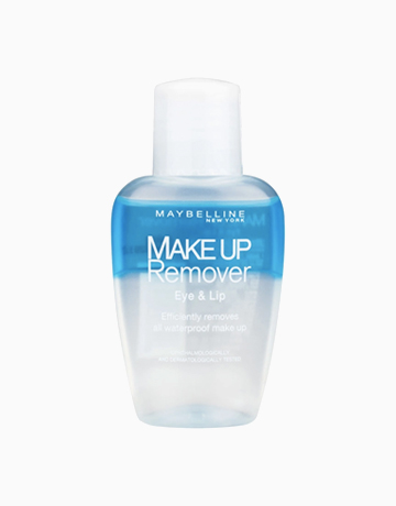 Eye & Lip Makeup Remover (40ml) by Maybelline