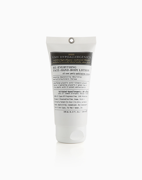 Re-Everything Face-Hand-Body Lotion by VMV Hypoallergenics