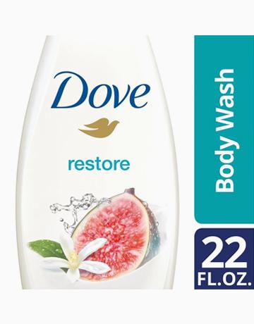 Dove Go Fresh Body Wash Restore 22oz by Dove