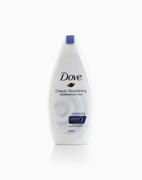Dove Body Wash Deeply Nourishing 400ml by Dove