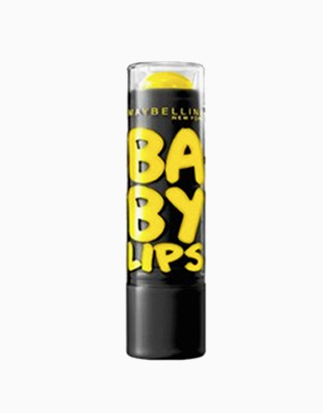 Baby Lips Electro by Maybelline | FIERCE AND TANGY