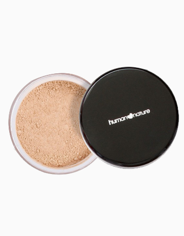Perfect Finish Mineral Loose Powder  by Human Nature   SOFT IVORY