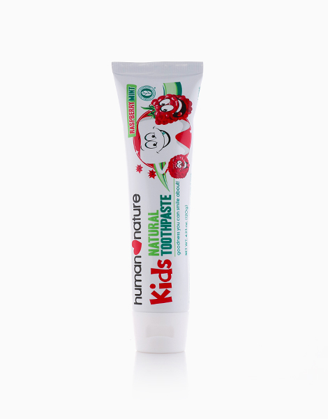 Natural Kids Toothpaste (120g) by Human Nature
