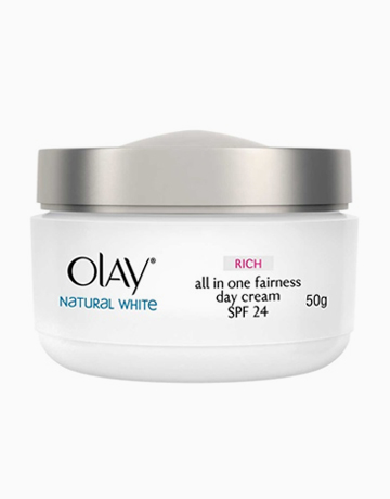 Olay Natural White Rich All In One Fairness Day Cream by Olay