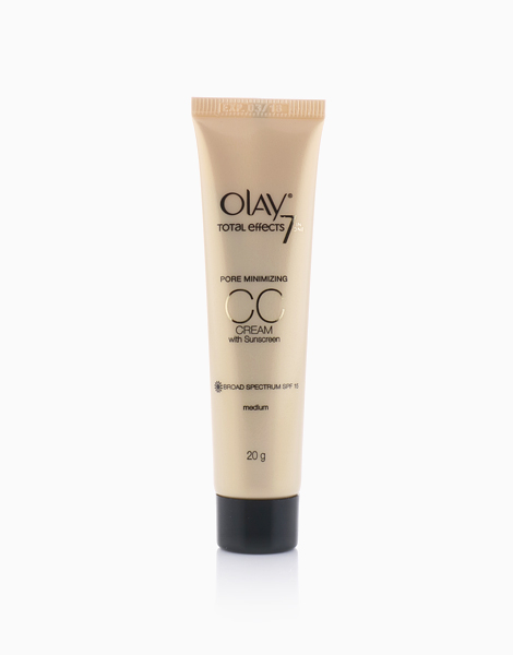 Olay Total Effects 7 in 1 Pore Minimizing CC Cream Broad Spectrum SPF 15 (20g)  by Olay | Medium